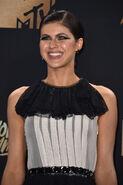 Alexandra Daddario MTV Movie & TV Awards17