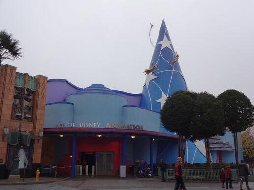 The Magic Of Disney Animation Disney Wiki Fandom Powered By Wikia