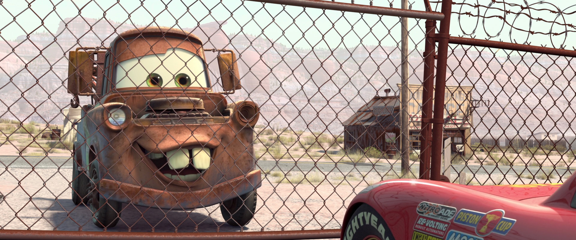 Mater Disney Wiki Fandom Powered By Wikia Spinner Iron Hiro Appearances