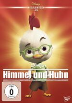 Chicken Little 2017 Germany DVD