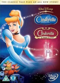 Cinderella 1 3 Box Set UK DVD