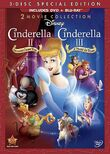 Cinderella 2 Movies DVD and Blu-ray