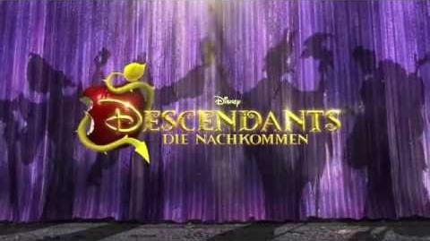 Descendants – Die Nachkommen - Herbst 2015 im DISNEY CHANNEL