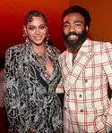 Donald Glover & Beyonce TLK19 premiere