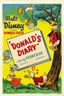 Donaldsdiaryposter