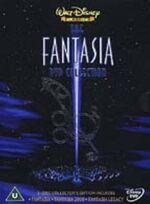 Fantasia Box Set 2000 UK DVD