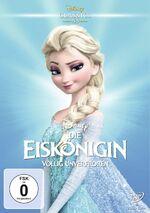 Frozen 2017 Germany DVD