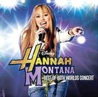 Hannah Montana & Miley Cyrus Best of Both Worlds Concert cover