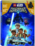 Lego Star Wars- The Freemaker Adventures-Season 2 DVD