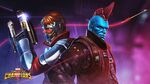 MCOC Star-Lord and Yondu
