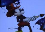 Mickey's Fire Brigade costume