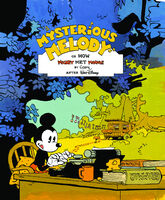Mysterious Melody GN cover