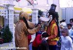 Pluto goofy main street 1970