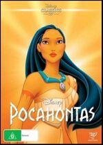 Pocahontas 2016 AUS DVD