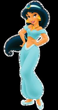 Princess Jasmine disney