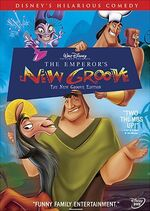 TheEmperorsNewGroove 2005 DVD