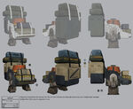 The Occupation Concept Art 3