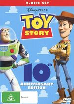 Toy Story 2005 AU
