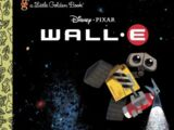 WALL-E (Little Golden Book)