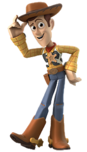 Woody DisneyINFINITY