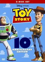 10thAnniversaryEditionToyStoryDVDUK