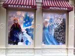 Anna&Elsa on Mainstreet usa