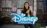 Booboo Stewart Disney Channel Wand ID