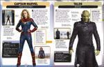 Captain Marvel & Talos data files