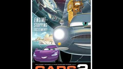 Cars 2 - Turbo Transmission