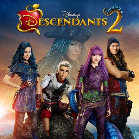 File:Descendants 2 Soundtrack.jpg