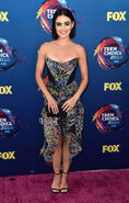Lucy Hale at 2018 Teen Choice Awards