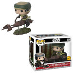 Luke Skywalker with Speeder Bike POP