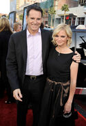 Mark & Dina Waters Poppers Penguins premiere