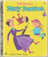 Mary poppins little golden book