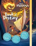 Moana Book of Destiny
