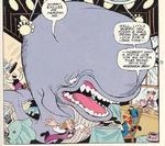 Monstruo Bonkers comic