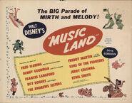 Music Land poster 2