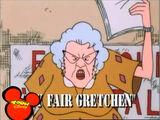 My Fair Gretchen