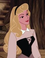 Profile Aurora Sleeping Beauty (1959)