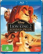 The Lion King II 2015 AUS B