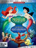 The Little Mermaid II & Ariel's Beginning Blu ray 2019