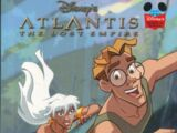 Atlantis: The Lost Empire (Disney's Wonderful World of Reading)