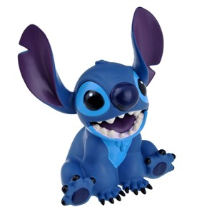 Cute Stitch Money Jar BlueJPG