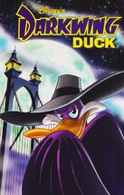 Darkwing Duck The Duck Knight Returns TPB