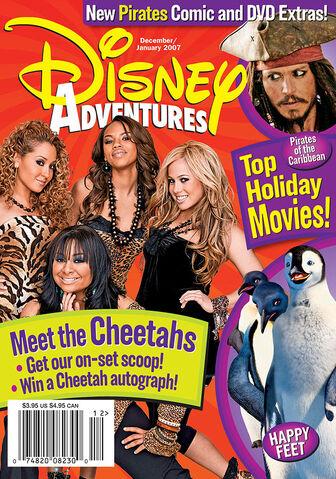 File:Disney Adventures Magazine cover December January 2007 Cheetah Girls.jpg