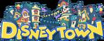 Disney Town Logo BBS