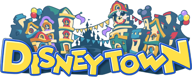 Image result for disney Town logo