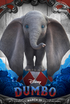 Dumbo character poster 1