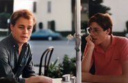 Kelly Asbury & Rob Minkoff CalArts 1983