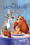 Lady and the Tramp Digital Copy